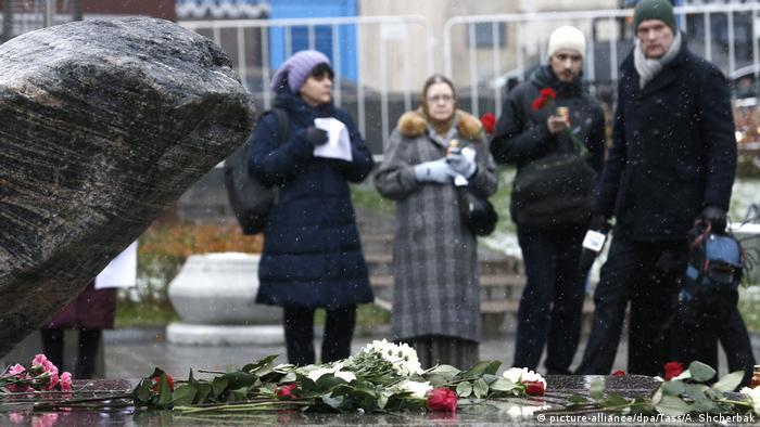 Россия: Соловецкий камень