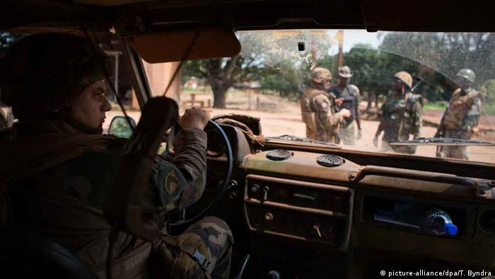 Clashes in Central African Republic leaves scores dead