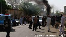 Nigeria Selbstmordanschlägen