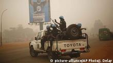 Zentralafrikanische Republik UN-Kräfte Minusca