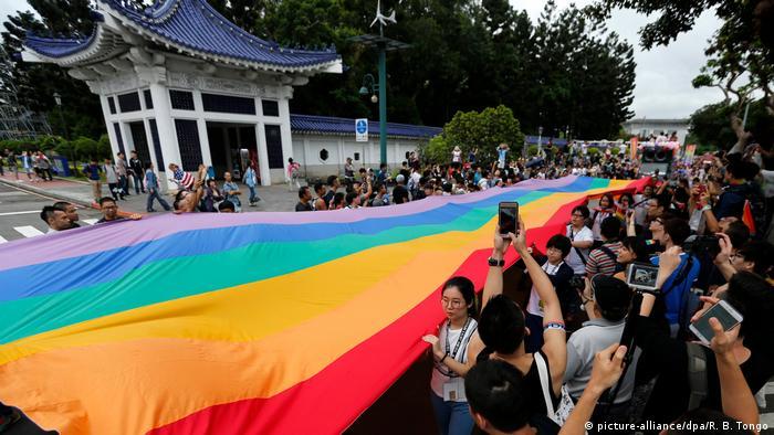Taiwan 14. jährliche LGBT Pride Parade