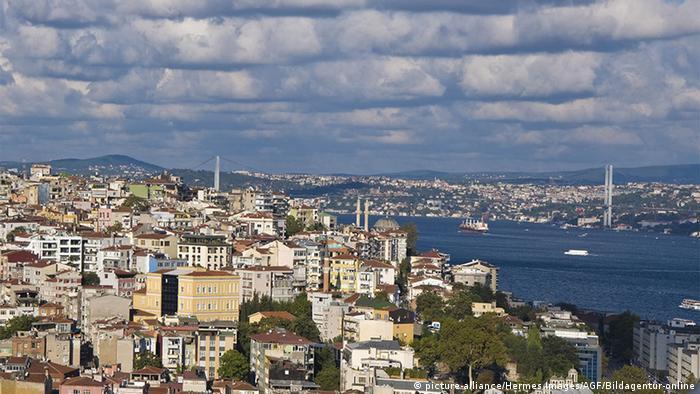 Türkei Panoramabild von Istambul (picture-alliance/Hermes Images/AGF/Bildagentur-online)