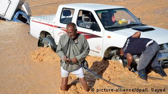 Ägypten Flutkatastrophe