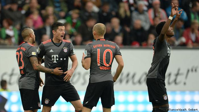 Champions League: Bayern chase last 16, Gladbach battle for survival