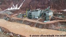 Tadschikistan beginnt mit Bau des welthöchsten Wasserkraftwerks