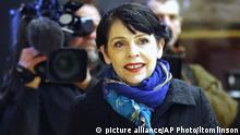 Island Linksbündnis unter Führung der Piraten gewinnt Wahl Birgitta Jónsdottír