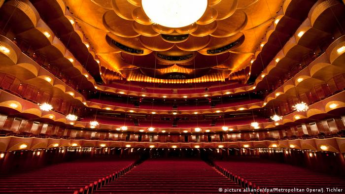 USA Metropolitan Oper in New York (picture alliance/dpa/Metropolitan Opera/J. Tichler)