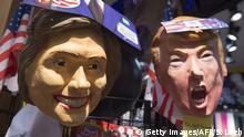 USA Halloween Masken