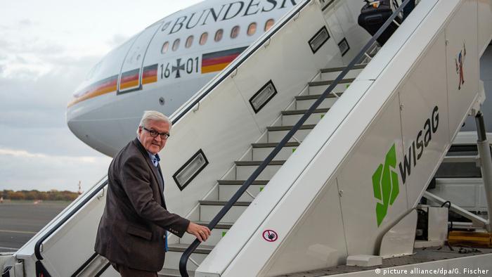 Deutschland Steinmeier reist nach Vietnam