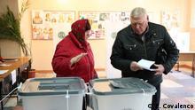 Präsidentschaftswahl Republik Moldau