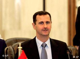 Preşedintele Siriei, Bashar al Assad