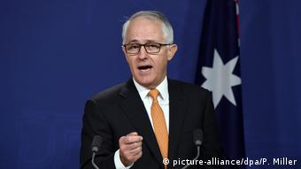 Malcolm Turnbull (picture-alliance/dpa/P. Miller)