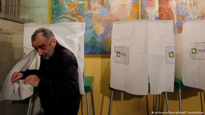 Голосування в Грузії