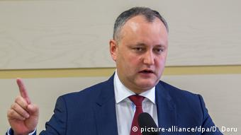 Igor Dodon (picture-alliance/dpa/D. Doru)