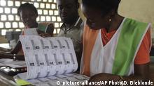 Umstrittenes Verfassungsreferendum in der Elfenbeinküste
