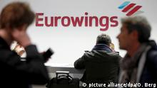 Deutschland Treffen von Eurowings und Flugbegleitern bringt keine Annäherung