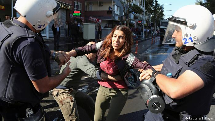 Türkei Bürgermeister der türkischen Kurdenmetrophole Diyarbakir in Untersuchungshaft