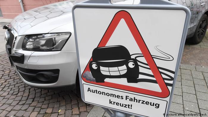 Autonomes Fahren in Karlsruhe BdT