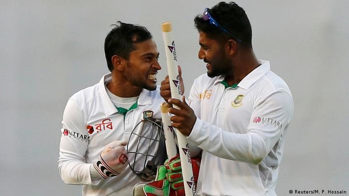 Cricket Bangladesch gegen England