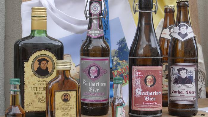 Luther Bier Katharinen Bier (Imago )