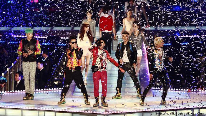 K-Collection Fashion Konzert Korea Pop Musik