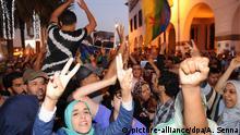 Marokko Proteste in Al-Hoceima
