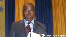 06.09.2016 Der ehemalige angolanische Ministerpräsident Marcolino Moco hat sich innerhalb seiner Partei MPLA in den vergangenen Jahren als Kritiker der im Land florierenden Vetternwirtschaft profiliert.