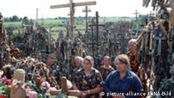 Pilger in Litauen