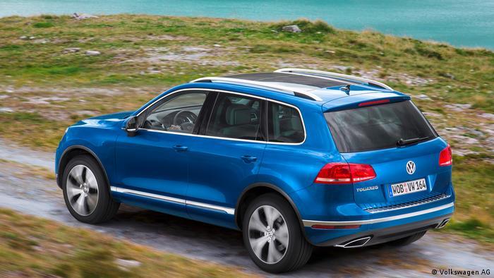 VW Touareg 2017 (Volkswagen AG)