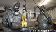 UNO verlängert Untersuchung zu Chemiewaffeneinsatz in Syrien