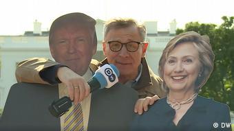 Screenshot Miodrag Soric DW Webvideo aus Washington: Wer wird der nächste US-Präsident? DW Webvideo aus Washington: Wer wird der nächste US-Präsident?