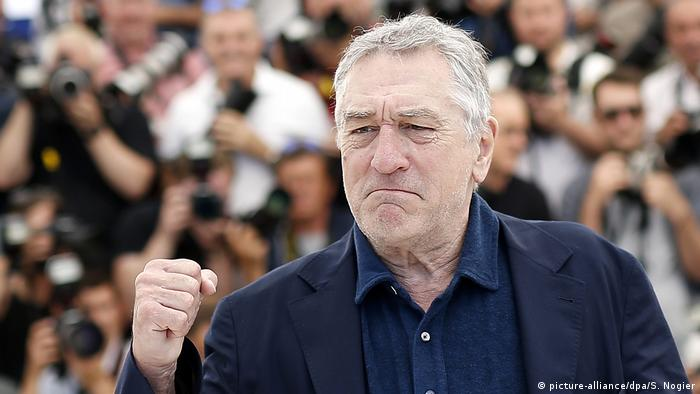 USA Robert de Niro (picture-alliance/dpa/S. Nogier)
