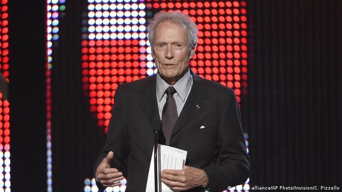 USA Clint Eastwood (picture-alliance/AP Photo/Invision/C. Pizzello)