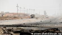 Irak Militäroffensive in Mossul