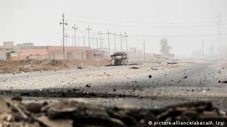Наступ на Мосул: шиїтські ополченці заявляють про звільнення десятків сіл
