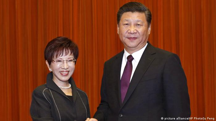 China Taiwan Gespräche