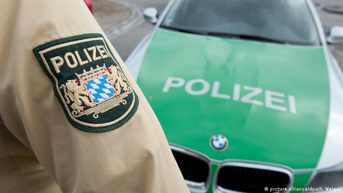 Deutschland Symbolbild Polizei Deutschland