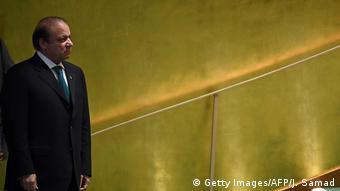 Pakistan Nawaz Sharif (Getty Images/AFP/J. Samad)