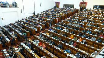 Äthiopien Neubildung Kabinett (DW/Y. Gebergziabeher)