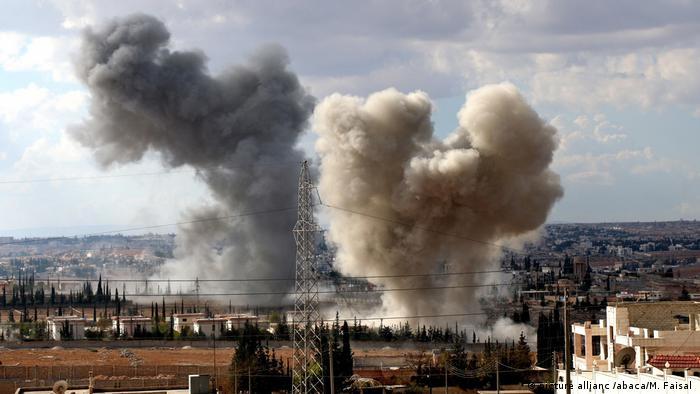 Rússia anuncia nova trégua humanitária em Aleppo