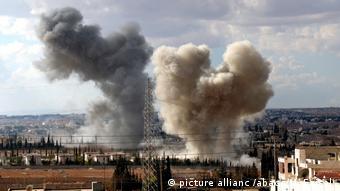 Syrien Explosionen in Aleppo