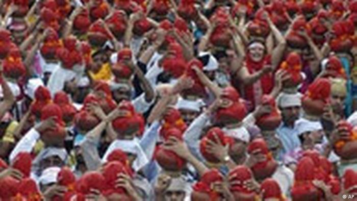 BdT Indien Sindhi Festival 6.9.2008 (AP)