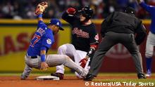 Baseball World Series Game 6 - Chicago Cubs vs. Cleveland Indians