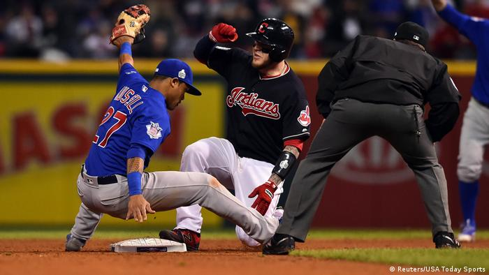 Baseball World Series Game 6 - Chicago Cubs vs. Cleveland Indians (Reuters/USA Today Sports)