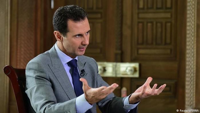 """Assad diz que Trump é """"aliado natural"""" contra o terrorismo"""