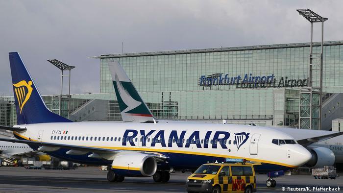 Deutschland | Ryanair startet bald auch von Frankfurt am Main