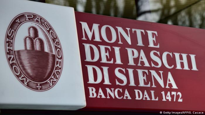 Monte Dei Paschi di Siena Bank (Getty Images/AFP/G. Cacace)