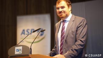 Florian Hahn CSU Arbeitskreis Außen- und Sicherheitspolitik ASP