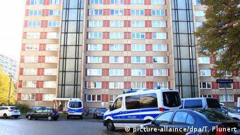 Задержание предполагаемых членов чеченской преступной группировки в Дрездене, ноября 2016 года