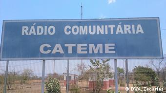 Mosambik Medien unter Attack (DWA. Zacarias)